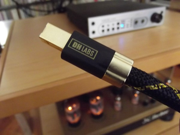 Dh labs silver sonic usb