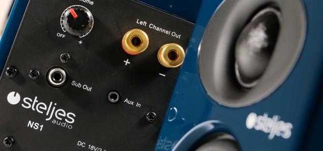 TÜM SES KAYNAKLARI İÇİN AKTİF HOPARLÖRLER Temel Özellikler • 2x35W RMS yükselteç çıkış gücü • Bluetooth bağlantı • 3.5mm stereo analog giriş • Az yer kaplayan, sıkı tasarım • 8 değişik renk seçeneği Masaüstünüz için 35W gücünde aktif hoparlörler Steljes Audio NS1 aktif hoparlörlerimiz odalarınızın dekoratif özelliklerini tamamlayacak şekilde tasarlandılar. […]