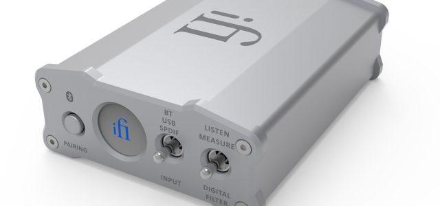 Ses ve Sinema Sisteminizin İsviçre Çakısı. Usb,Coax / Spdif ( in ve out ) ve Bluetooth hepsi bir arada… Usbden DSD 256'ye kadar destekleyen iONE IFi Audio yüksek kaliteli sesinbir yaşam biçimi olduğuna inanıyoruz. Nano iOne hem odyofiller hem de mevcut ev sistemlerinden daha iyi ses kalitesi arzulayan kullanıcılar için […]